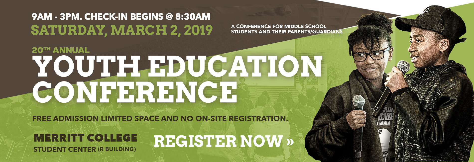 » Youth Education Conference